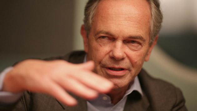 Erste-Bank-Chef Andreas Treichl (Bild: Gerhard Bartel)