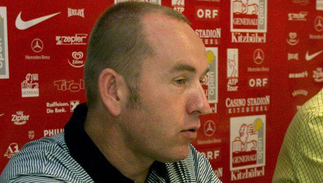 Bresnik wird definitiv NICHT Daviscup-Kapitän (Bild: APA)