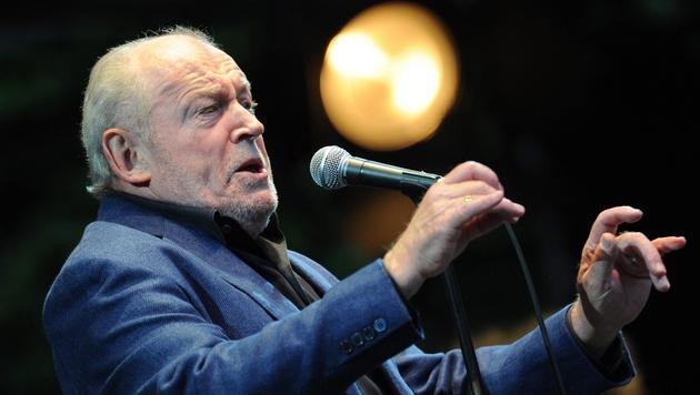 Rocksänger Joe Cocker starb nach Krebserkrankung (Bild: APA/EPA/ANGELIKA WARMUTH)
