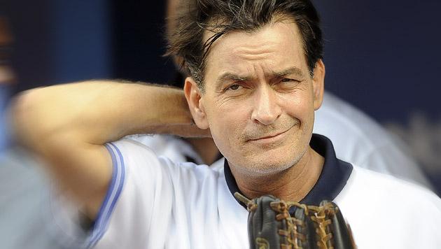 Charlie Sheen (Bild: AFP, krone.at-Grafik)