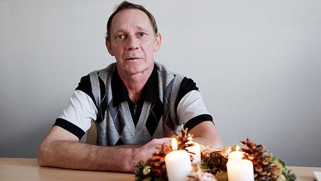 "Ex-Obdachloser: ""Stefanitag 2011 veränderte Leben"" (Bild: Klemens Groh)"