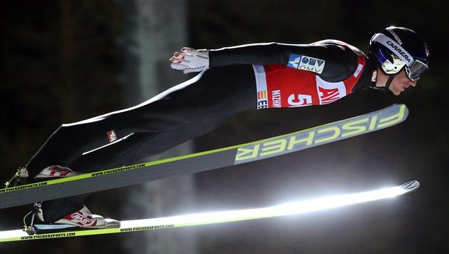 Titisee übernimmt die abgesagten Liberec-Bewerbe (Bild: APA/EPA/SERGEI ILNITSKY)