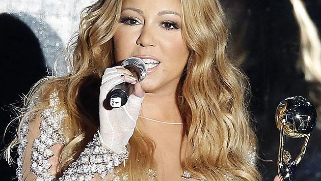 Mariah Carey ist nach der Trennung von Nick Cannon noch immer am Boden zerstört. (Bild: APA/EPA/SEBASTIEN NOGIER)