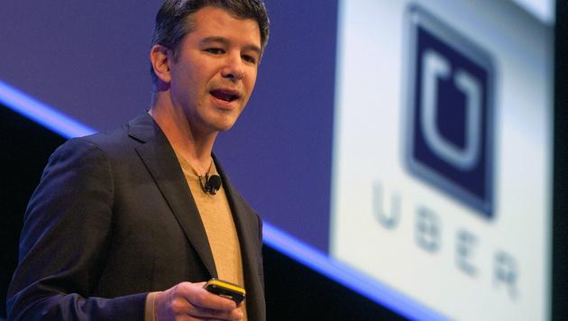 Ex-Uber-Chef Travis Kalanick (Bild: EPA)