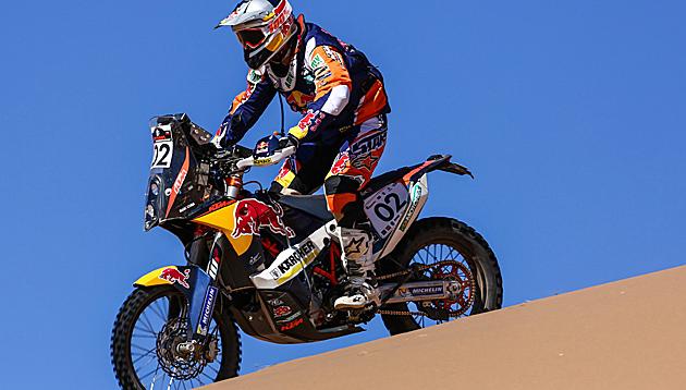 Dakar - ultimativer Kick für Extrem-Rallyepiloten (Bild: APA/EPA/-)