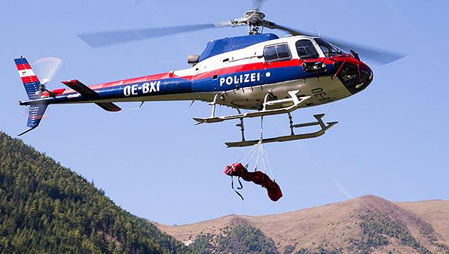 Vater will Sohn (13) retten und stürzt ab - tot (Bild: APA/EXPA PICTURES/JOHANN GRODER (Symbolbild))