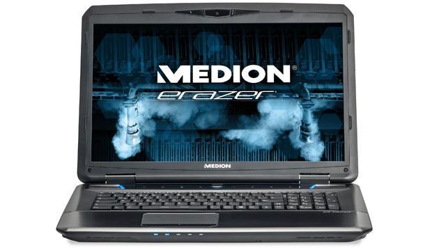 Medion Erazer X7830 (Bild: Medion)