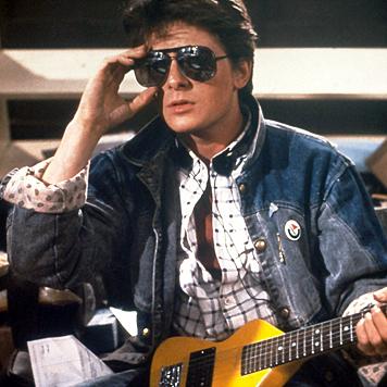 In den Achtzigern waren die Fünfziger so lange her wie heute die Achtziger... (Bild: Universal)