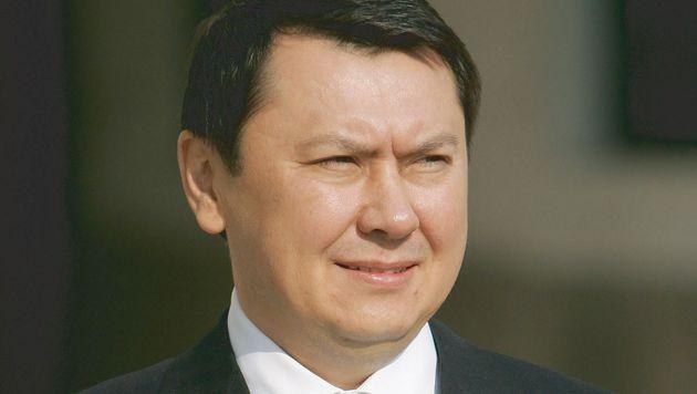 Der frühere kasachische Botschafter Rakhat Aliyev (Bild: APA/HBF/DRAGAN TATIC)