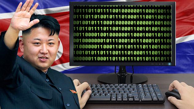 So bildet Nordkorea Kims neue Informatik-Elite aus (Bild: AP, thinkstockphotos.de, krone.at-Grafik)