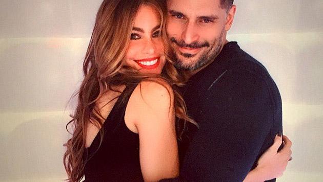 Sofia Vergara und Joe Manganiello (Bild: instagram.com/sofiavergara)