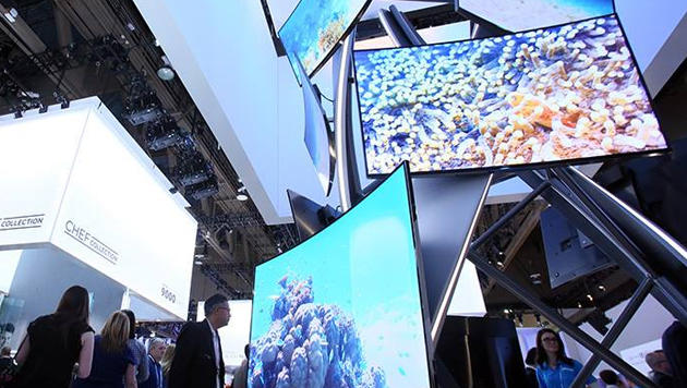Autos, TVs, Uhren: Das bringt die CES in Las Vegas (Bild: facebook.com/InternationalCES)