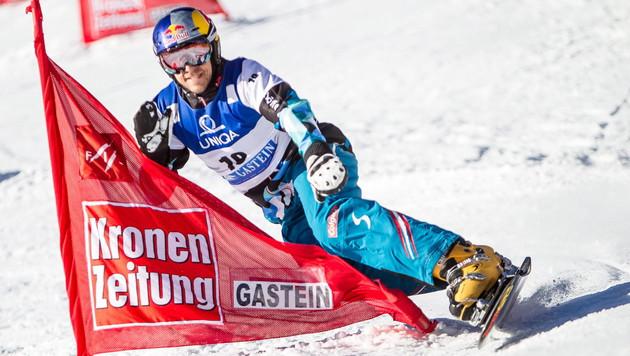 Snowboard-Weltcup in Bad Gastein nicht gesichert (Bild: APA/EPA/EXPA / JFK)