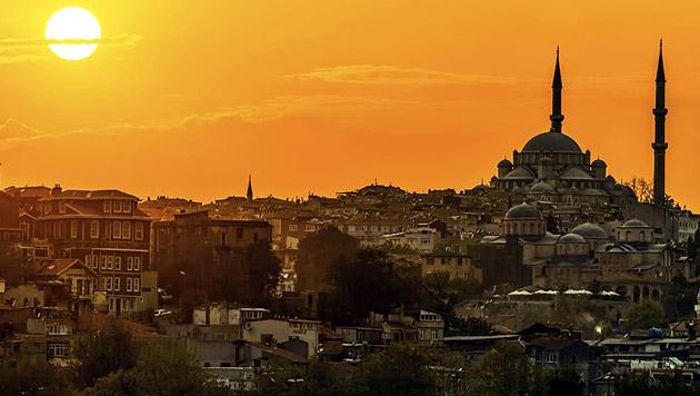 Istanbul hat rund 14,80 Millionen Einwohner (Bild: thinkstockphotos.de)