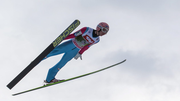 Kraft nach Platz zwei am Bergisel vor Tournee-Sieg (Bild: APA/EPA/EXPA / JFK)