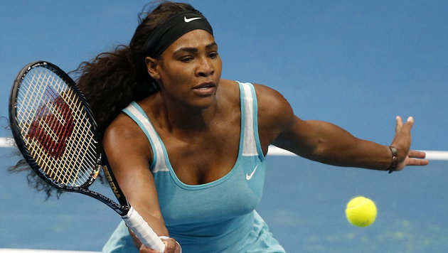 Serena Williams und John Isner! Ein Spitzen-Duo (Bild: APA/EPA/FRANCIS R. MALASIG)
