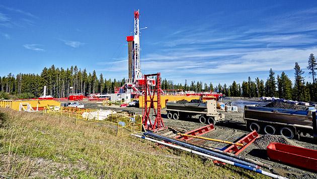 Fracking k�nnte Erdbeben in USA ausgel�st haben (Bild: thinkstockphotos.de)