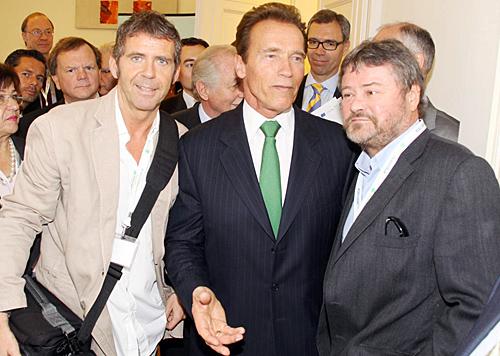 """In der Wiener Hofburg 2011 (Bild: """"Krone""""-Archiv)"""