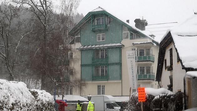 Bond-Dreh in Altaussee (Bild: Sepp Pail)