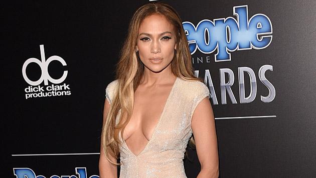 Jennifer Lopez war nach dem Ehe-Aus mit Marc Anthony am Boden zerstört. (Bild: AFP)