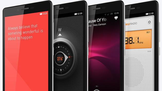 Xiaomi verdreifachte 2014 Smartphone-Absatz (Bild: Xiaomi)