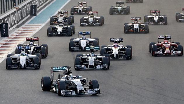 Formel 1 doch nicht in Südkorea - kein Rekord! (Bild: APA/EPA/VALDRIN XHEMAJ)