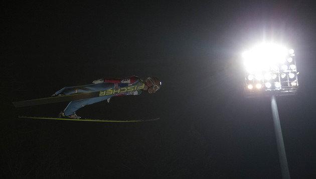 """Kraft ist der Tournee-Champion: """"Wie ein Traum!"""" (Bild: AP)"""
