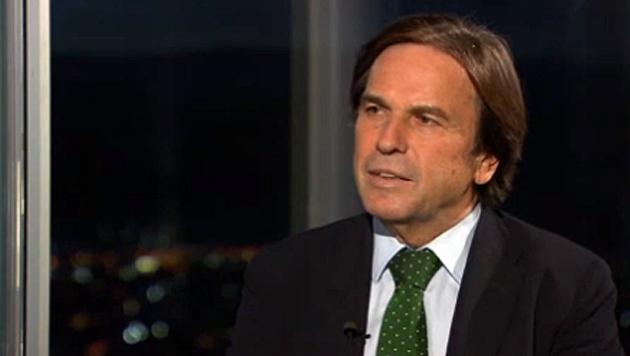 """Franz Voves im ORF: """"Ich kenne Christian Kern persönlich und habe eine hohe Meinung von ihm."""" (Bild: ORF Steiermark)"""