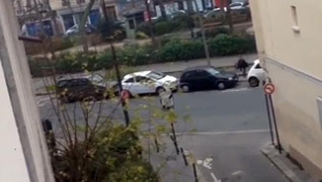 Video Paris Anschlag