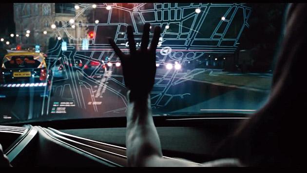 Autos auf der CES: Fingerwisch & autonomes Fahren (Bild: Paramount Pictures)