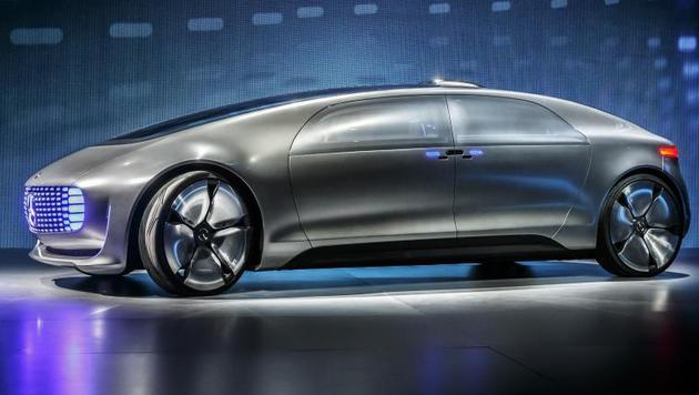 Daimler will autonome Autos in Deutschland testen (Bild: Daimler)