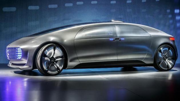 Erste Robo-Autos kommen 2016 nach Österreich (Bild: Daimler)