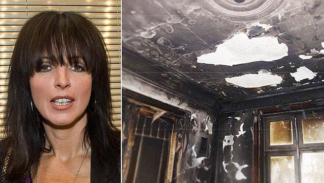 """Nena: """"Innerhalb von Sekunden war alles schwarz und voller Rauch"""" (Bild: AP, facebook.com/NENAofficial)"""