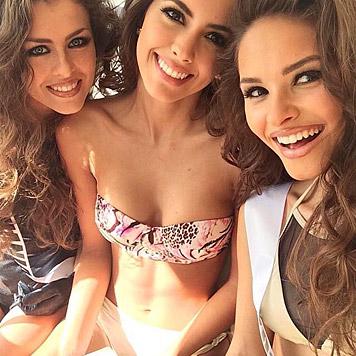 In Miami hat Julia bereits die ersten Freundinnen gefunden. (Bild: Julia Furdea)