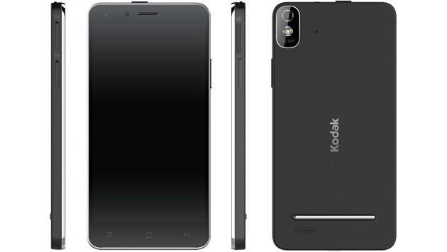 Kodak enthüllt erstes eigenes Foto-Smartphone (Bild: Kodak)
