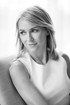 Watts: 'Schönheit schöpft sich aus Selbstvertrauen und ist unabhängig von Alter und Nationalität.' (Bild: Julien Lutt for L'Oréal Paris)