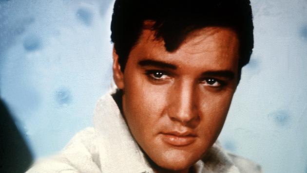 Rock-'n'-Roll-Gott: Elvis Presley wäre 80 (Bild: dpa/Upi)