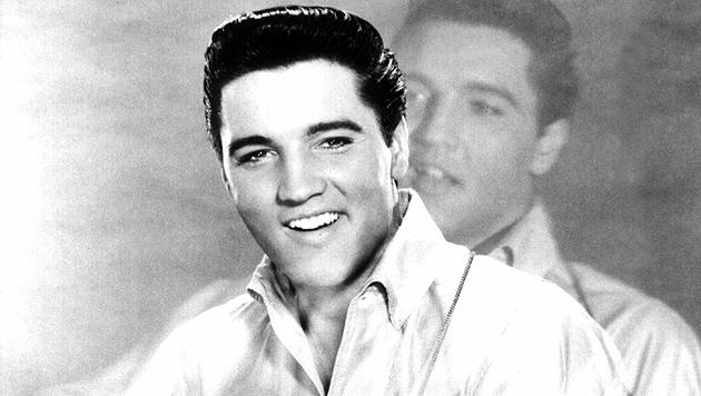 Rock-'n'-Roll-Gott: Elvis Presley wäre 80 (Bild: dpa)