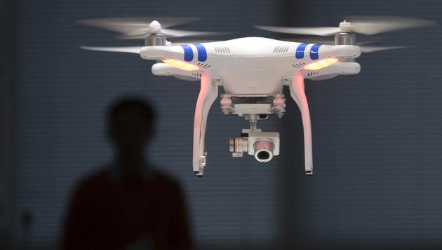 Sieben Millionen Drohnen in den USA bis 2020 (Bild: AP)