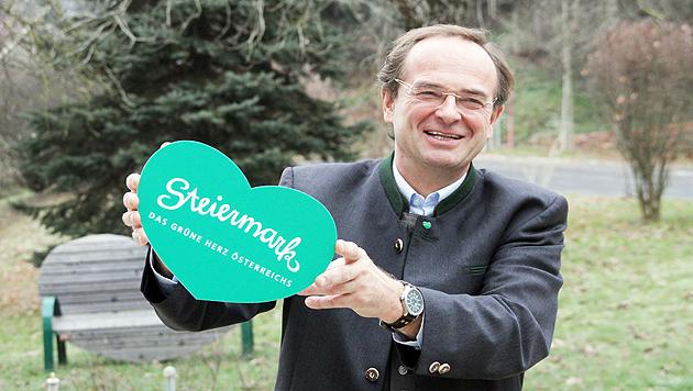 """""""Wir werden ein Zuchtprogramm starten"""", so Mautern-Geschäftsführer Georg Bliem. (Bild: Christian Jauschowetz)"""