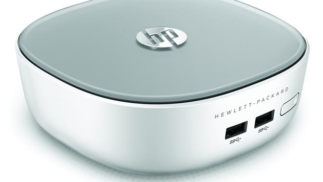 HP bringt Mini-Computer fürs Wohnzimmer (Bild: HP)