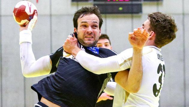 ÖHB-Herren gewinnen erneut gegen die Schweiz (Bild: ÖHB/Pucher)