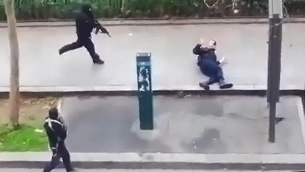 Anschlag Paris
