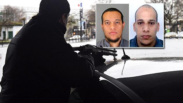 Der sechste Terroranschlag in Paris in drei Jahren (Bild: AFP, AP)