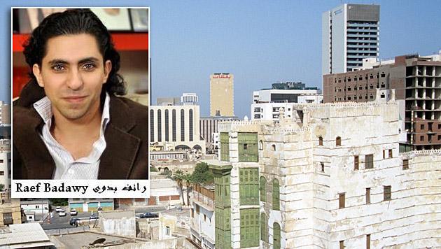 """""""Beleidigung des Islam"""": 1000 Stockhiebe und zehn Jahre Haft für Blogger Raif Badawi (Bild: AP, change.org)"""
