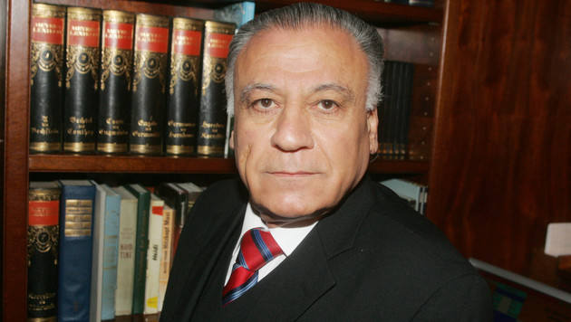 Terrorexperte Amer Albayati (Bild: ANDI SCHIEL)