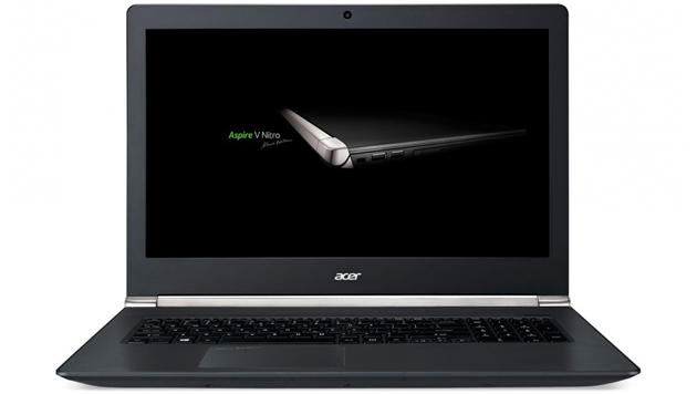 Acer bringt Gaming-Notebook V17 mit 3D-Scanner (Bild: Acer)