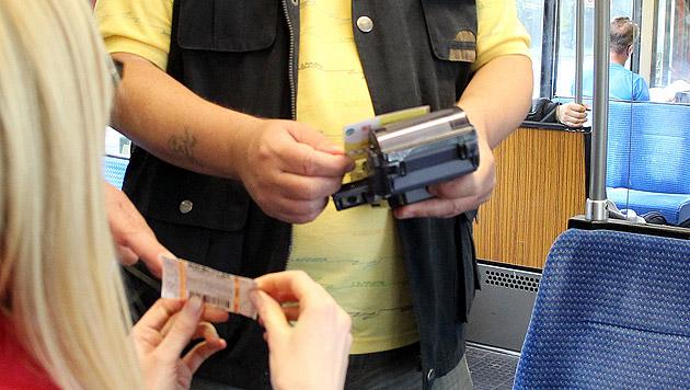 Bußgeld trotz gefundener Fahrkarte - Vater sah rot (Bild: dpa/Roland Weihrauch (Symbolbild))