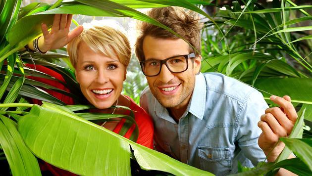 Die Moderatoren Sonja Zietlow und Daniel Hartwich (Bild: RTL / Stefan Gregorowius)
