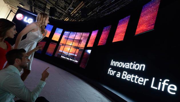Diese Trends prägen 2015 den Markt für TV-Geräte (Bild: LG Electronics)
